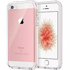 Clear Anti Burst Case For iPhone 5s/Se