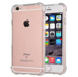 Clear Anti Burst Case For iPhone 6/6s