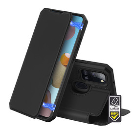Skin X Wallet Case for Galaxy A21S