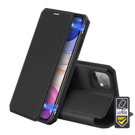 Dux Ducis Skin X Wallet case for iPhone 12 Mini