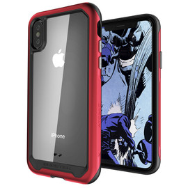Atomic Slim 2 Red Case For iPhone Xs Max