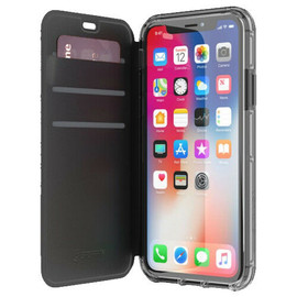 Reveal Wallet Slim Case Cover For iPhone X/Xs
