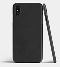 Jacket Case For iPhone X/Xs Matte Black