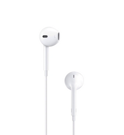 3.5mm Earphones with Microphone & Volume Control