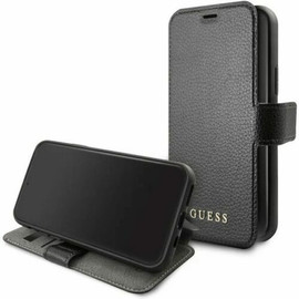 Iridescent Collection Book Case for iPhone 11 Pro in Black