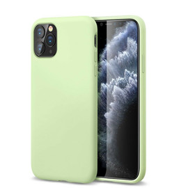 Yippee Liquid Silicone Case For iPhone 11