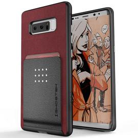 Exec 2 Protective Wallet Case for Galaxy Note 8