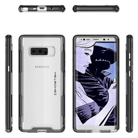 Cloak 3 Clear Protective Case for Galaxy Note 8