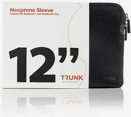"""12"""" MacBook Black  Sleeve"""