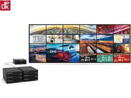 QuadHead2Go Q185 Multi-Monitor Controller Appliance - Q2G-DP4K -