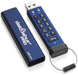 DatAshur Pro USB3 256-bit Secure Encrypted Flash Drive