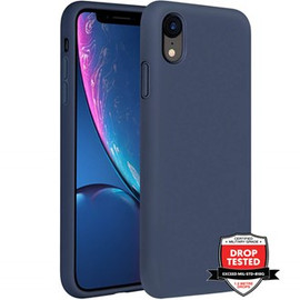 Liquid Silicone Case for iPhone Xr