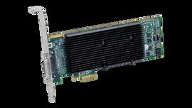 M9120 Plus LP PCIe x1 Graphics Card - M9120-E512LAU1F -