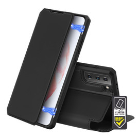 Dux Ducis Skin X Wallet for Galaxy S21