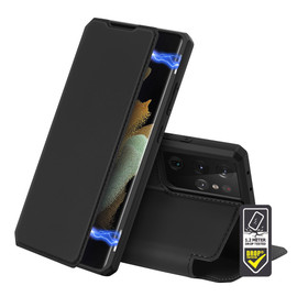 Dux Ducis Skin X Wallet for Samsung Galaxy S21 Ultra