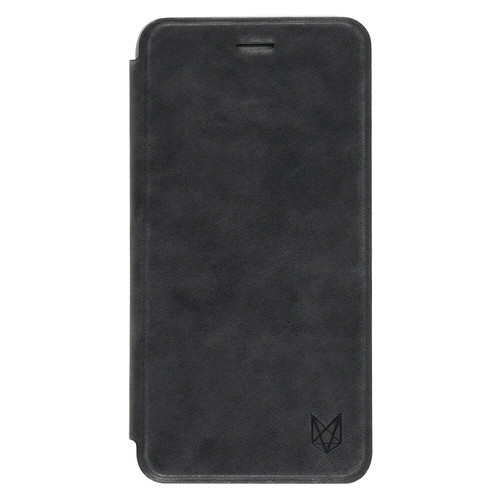 Book-Style Flip Leather Case for iPhone 7+/8+