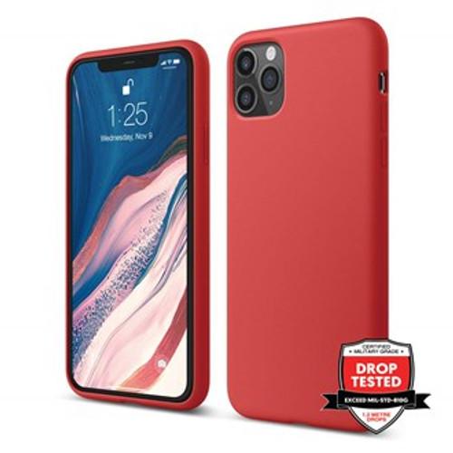 Liquid Silicone case for iPhone 11 Pro Max