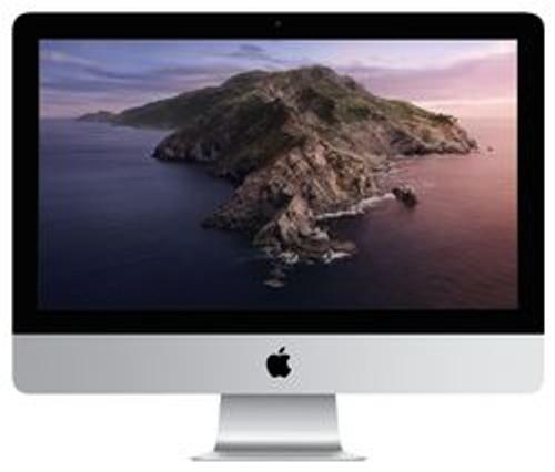 iMac 21.5-inch: 2.3GHz Dual-core Intel Core i5, 256Gb SDSD, 8GB RAM, Intel Iris Plus Graphics 640