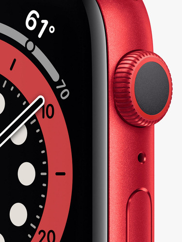 Watch Series 6, PRODUCT(RED) Aluminium Case with PRODUCT(RED) Sport Band - Regular