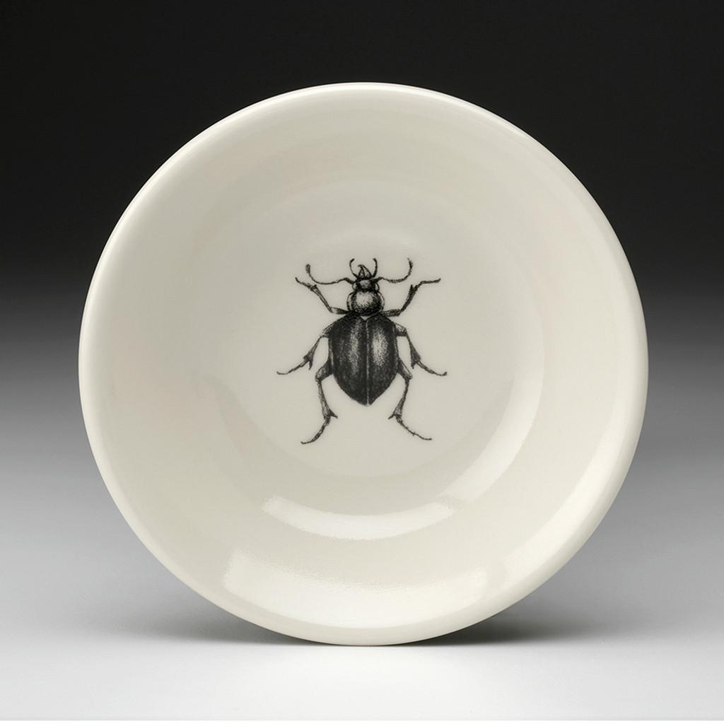 Sauce Bowl: Black Beetle