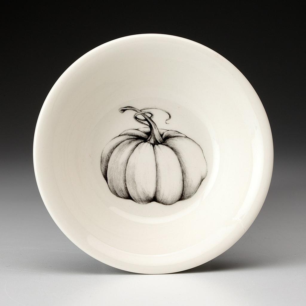 Sauce Bowl: Ghost Pumpkin