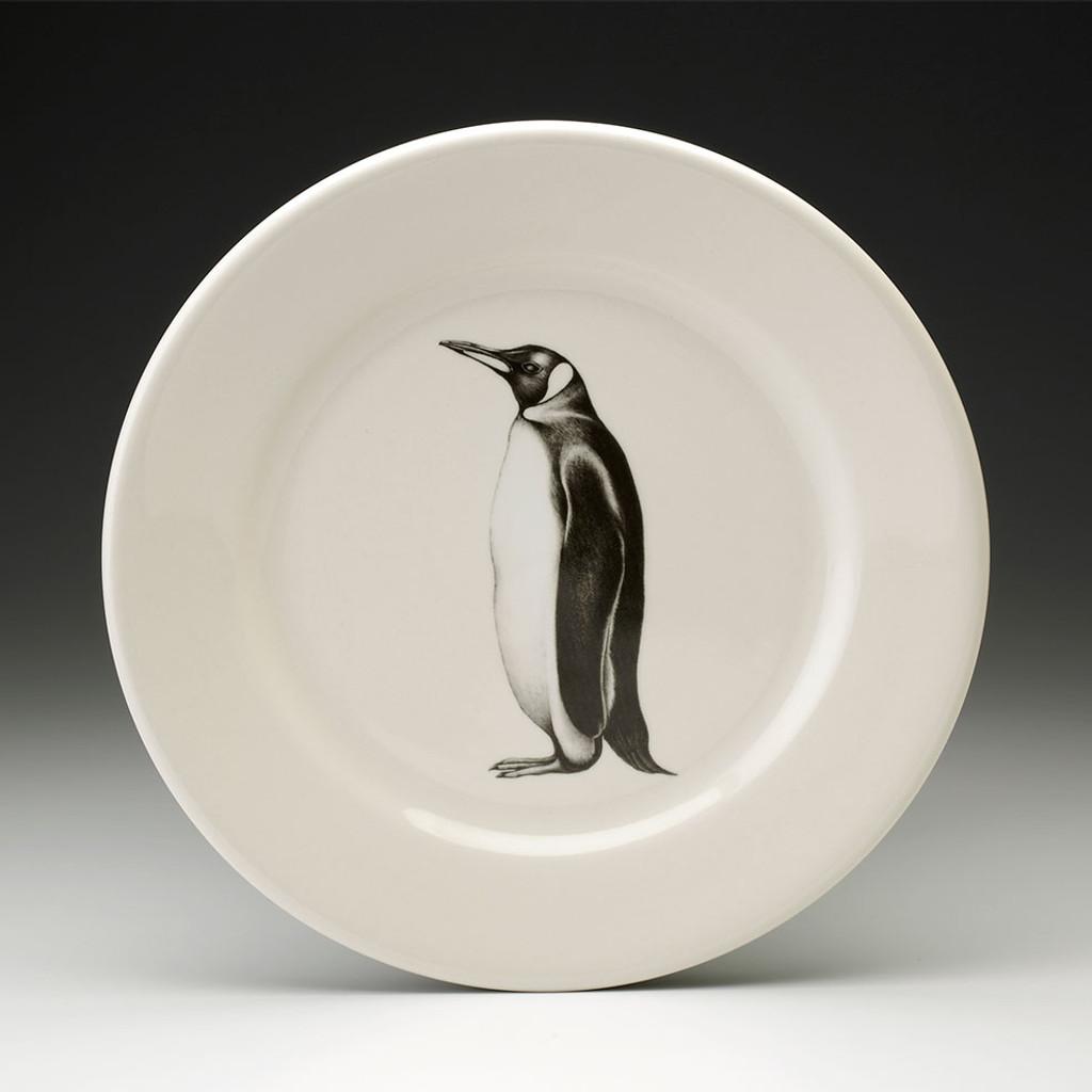 Dinner Plate: King Penguin
