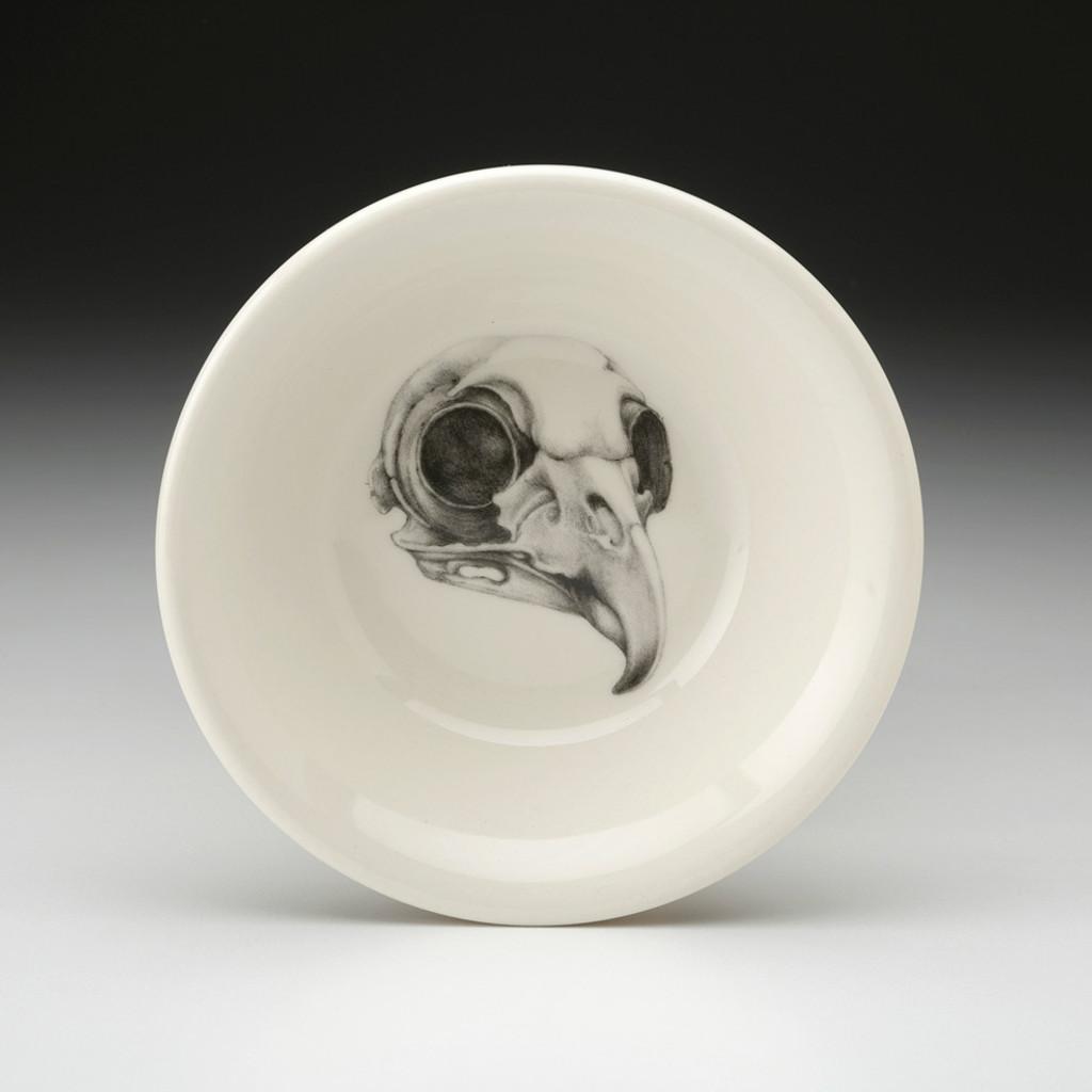 Sauce Bowl: Owl Skull
