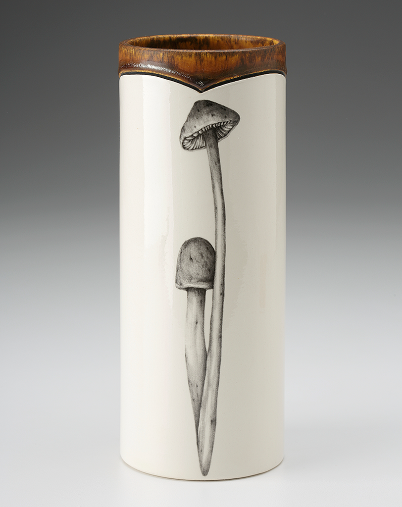 Small Vase: Liberty Cap Mushroom
