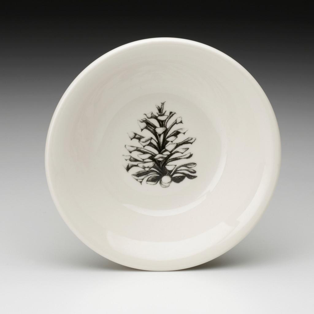 Sauce Bowl: Spruce Pine Cone