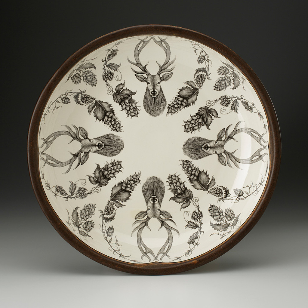 Pasta Bowl: Red Stag