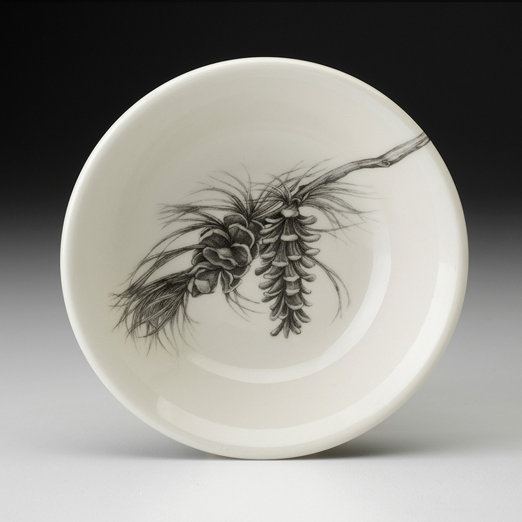 Sauce Bowl: Pine Branch
