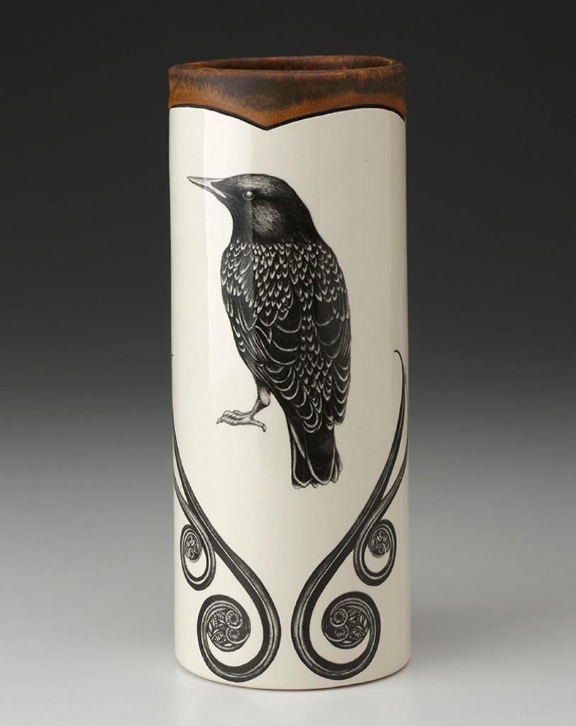 Small Vase: Starling