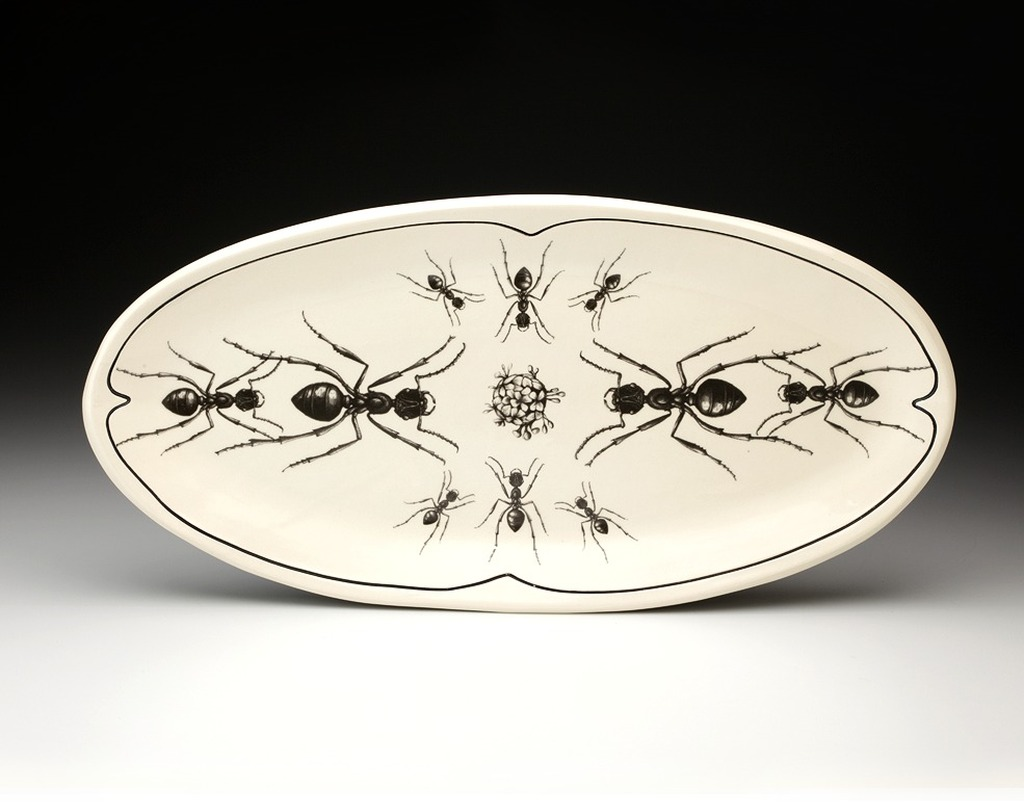 Fish Platter: Ant