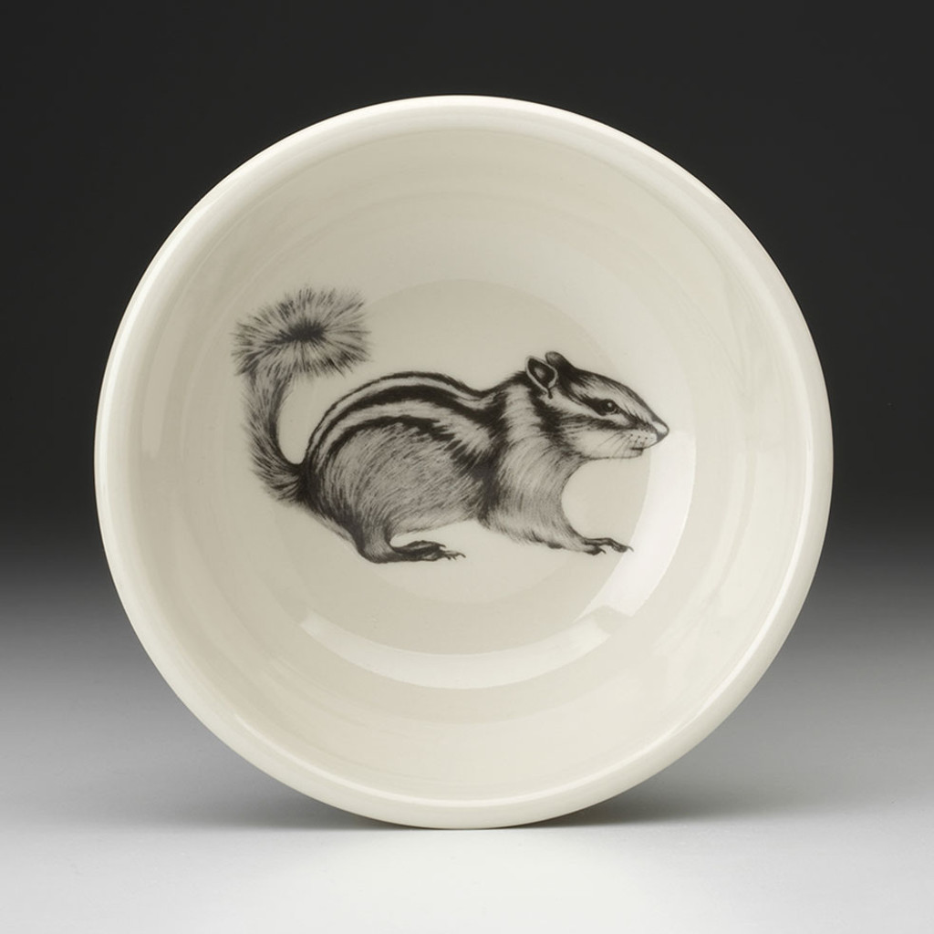Cereal Bowl: Chipmunk #2