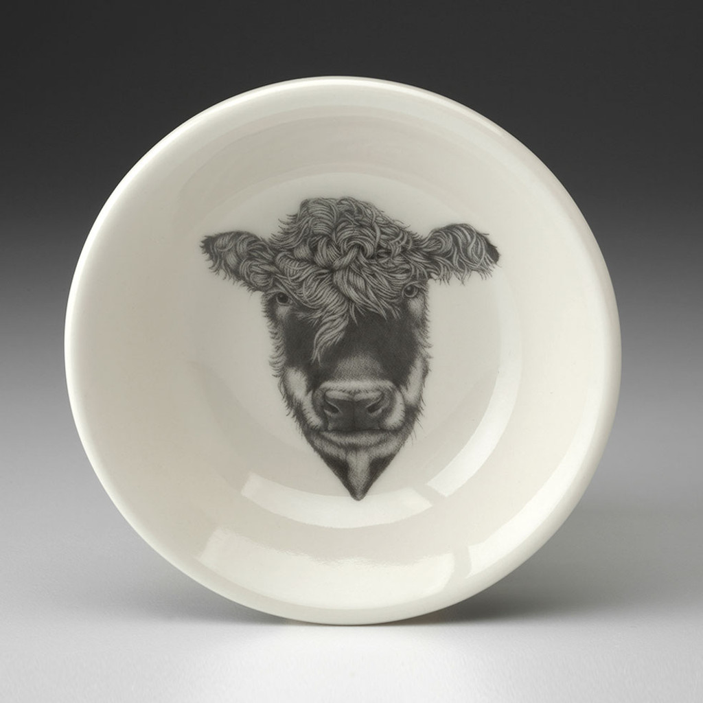 Sauce Bowl: Hereford Cow