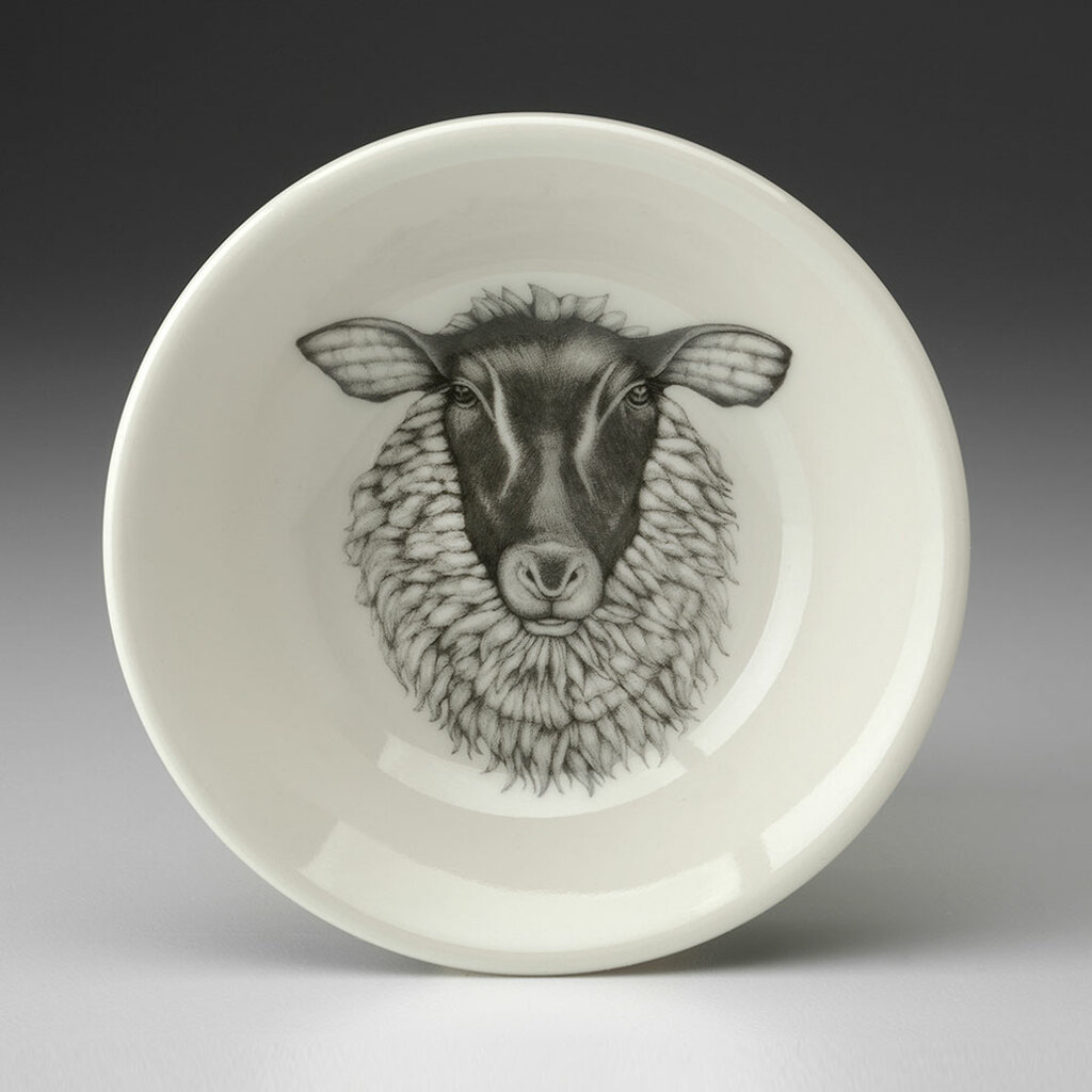 Sauce Bowl: Suffolk Sheep