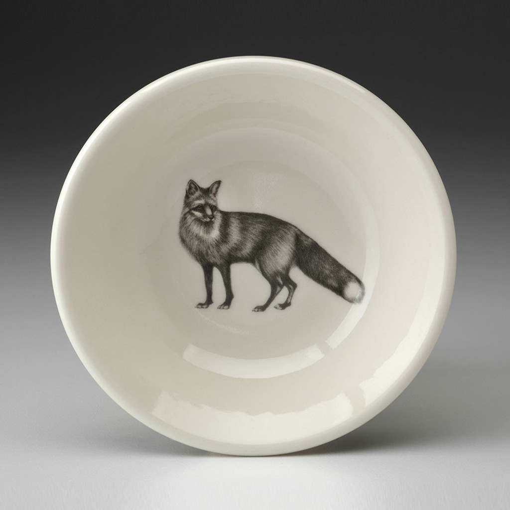 Sauce Bowl: Red Fox