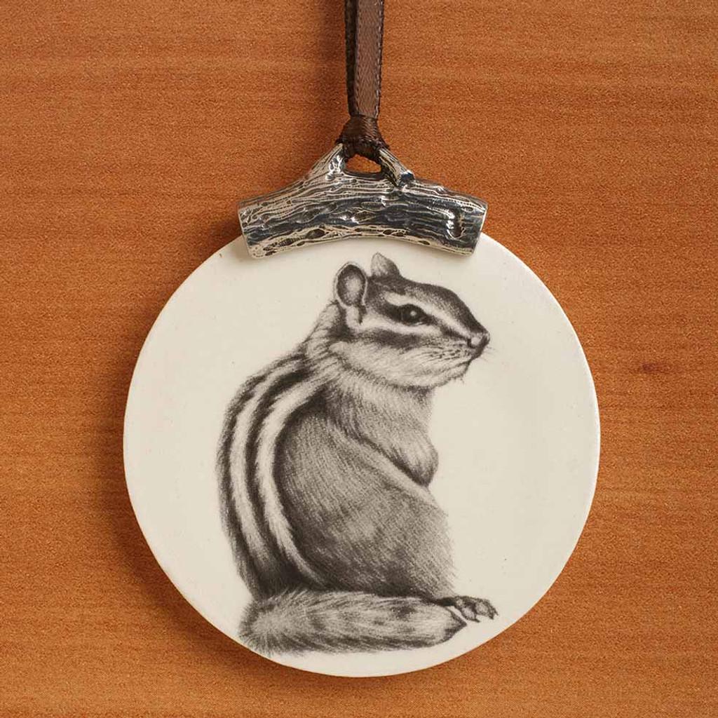 Ornament: Chipmunk #3