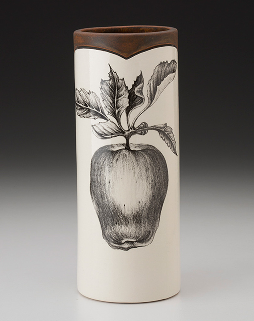 Small Vase: Apple