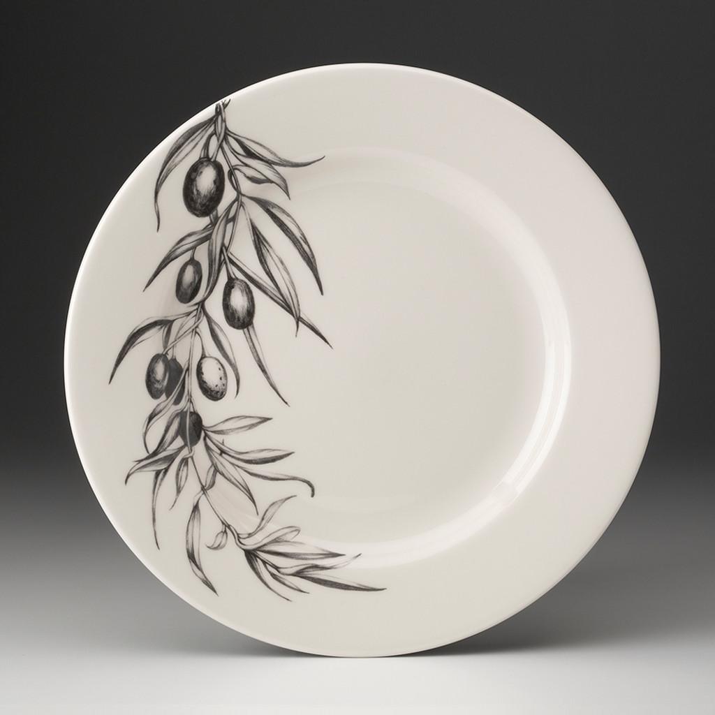 Dinner Plate: Olive Vine
