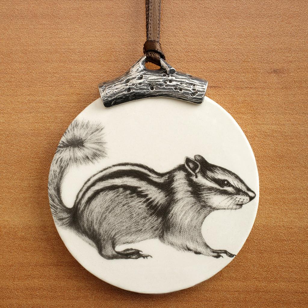 Ornament: Chipmunk #2