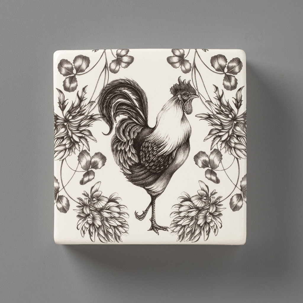 Wall Box: Rooster