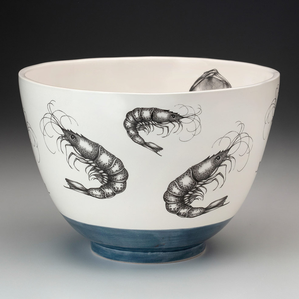 Large Bowl: Shrimp