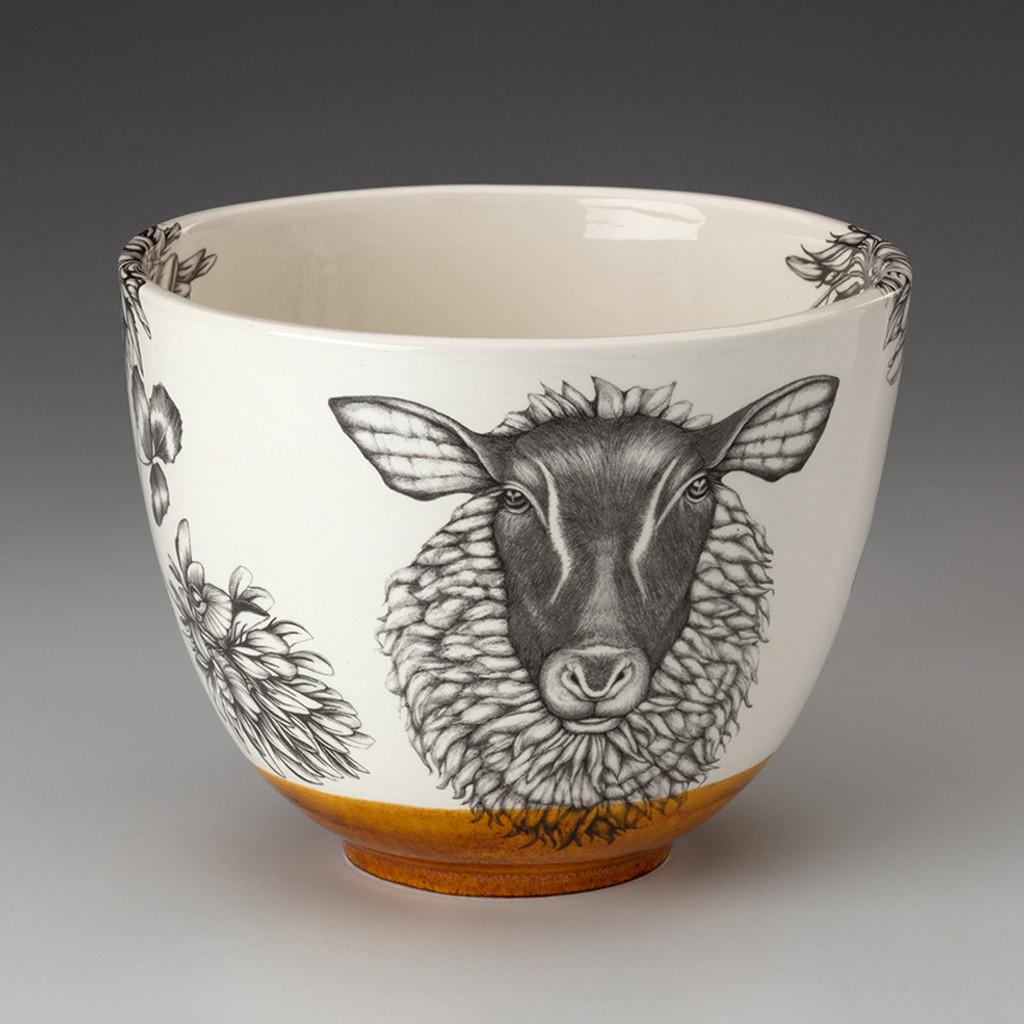 Medium Bowl: Suffolk Sheep