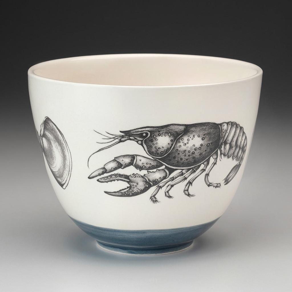 Crawfish - Handmade ceramic Bowl Laura Zindel Designs