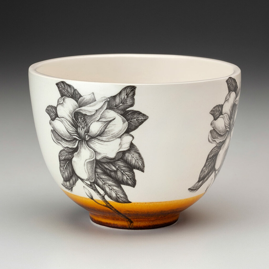 Small Bowl: Magnolia