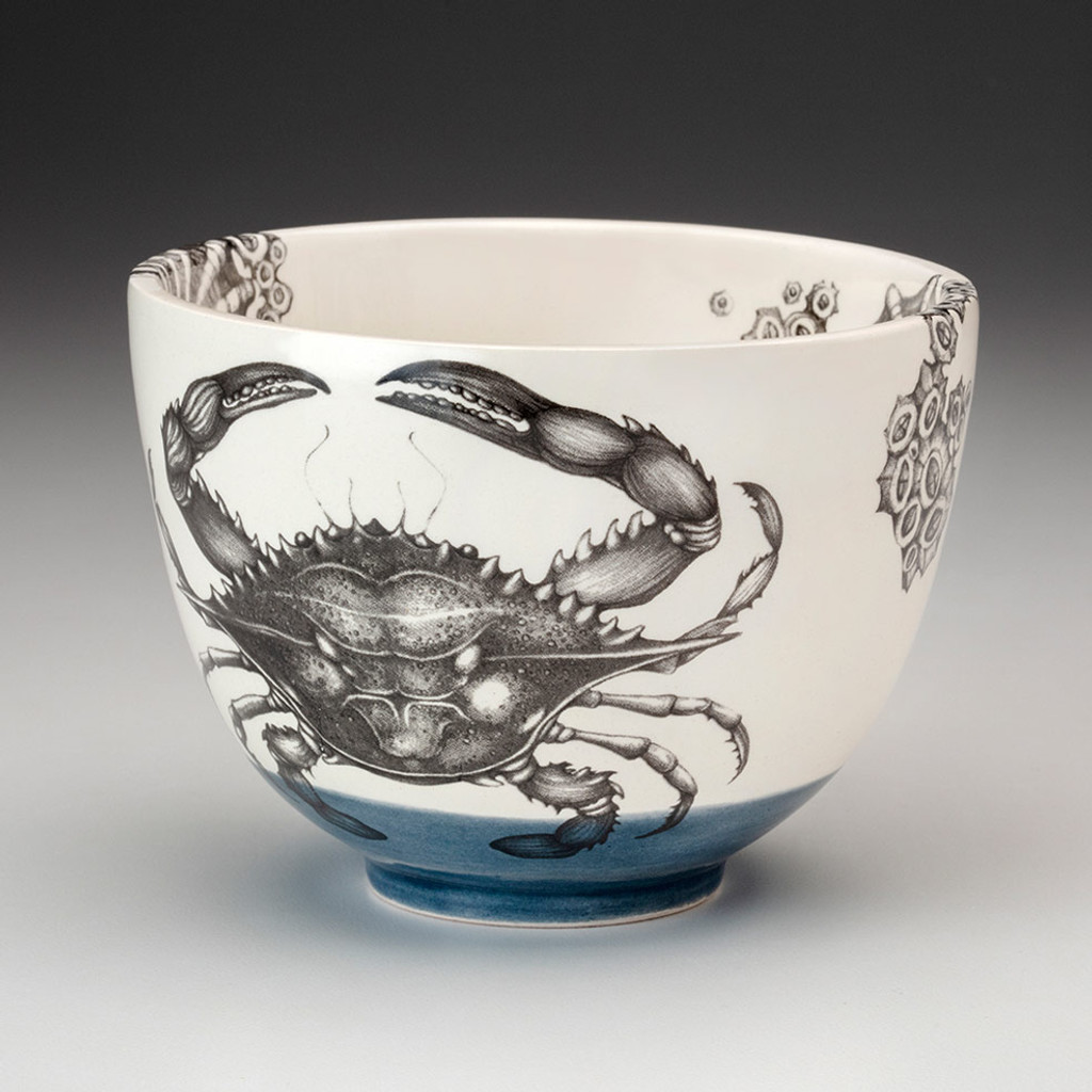 Small Bowl: Blue Crab