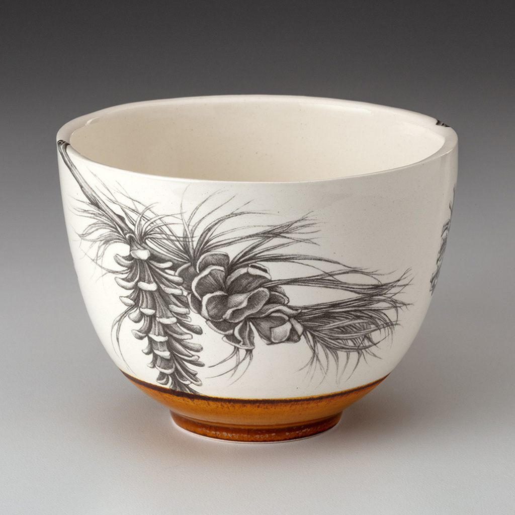 Small Bowl: Pine Branch