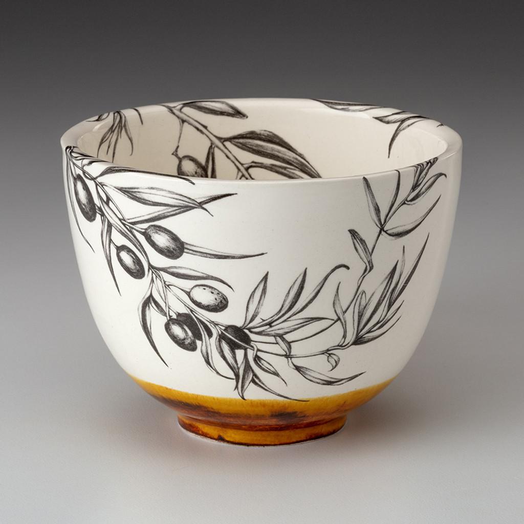 Small Bowl: Olive Vine