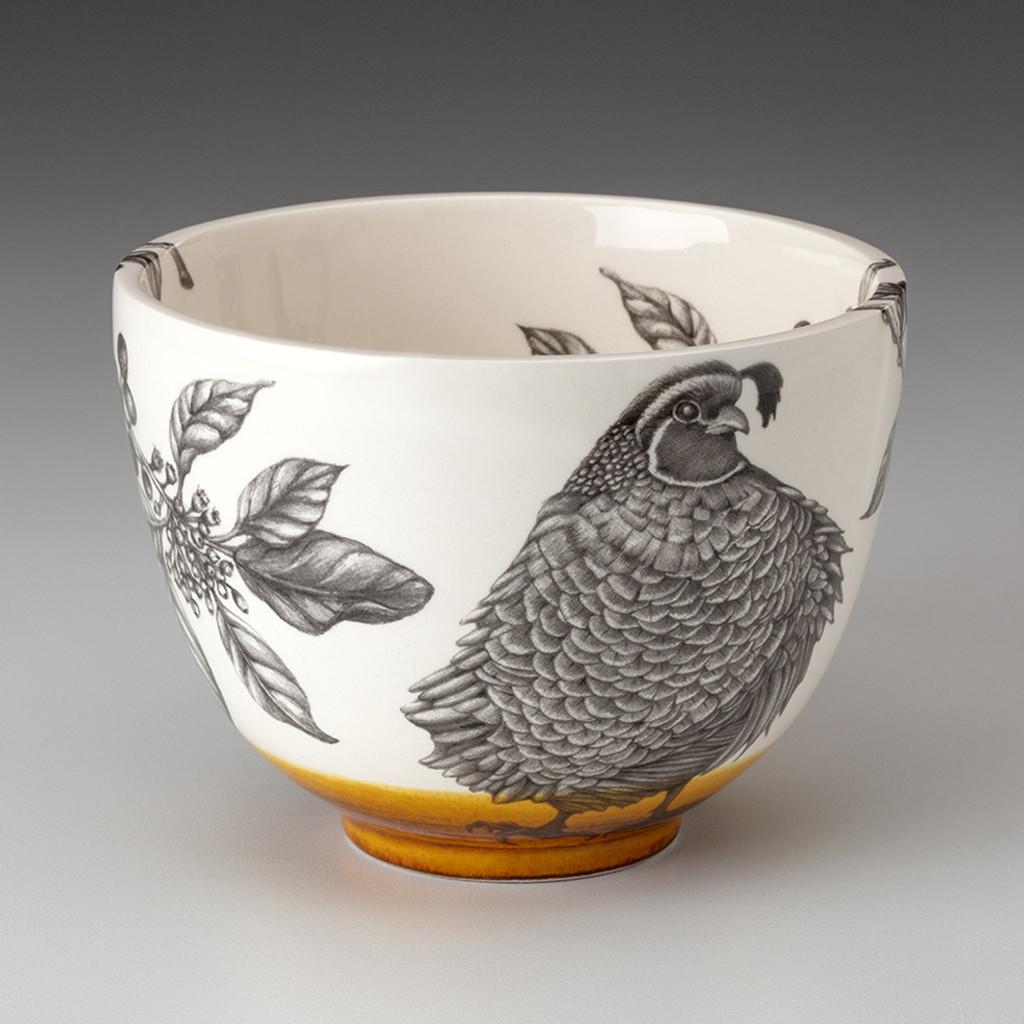 Small Bowl: Quail #3